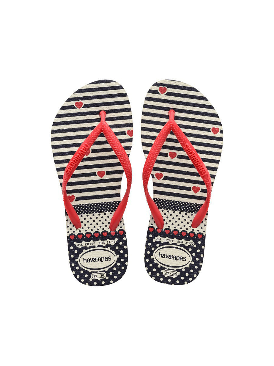 Шлепанцы Havaianas Шлепанцы HAVAIANAS KIDS SLIM FASHION свитшот cockpit fusion