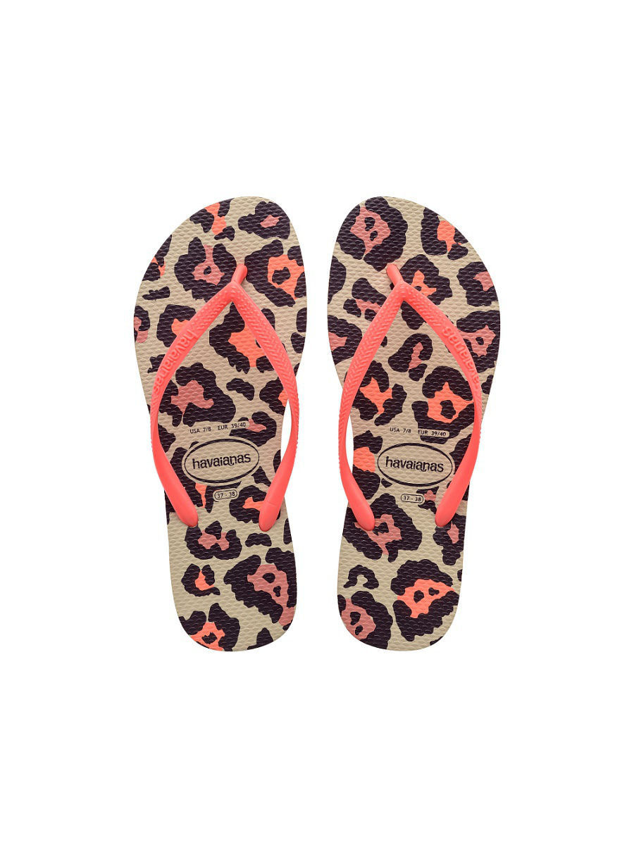 Шлепанцы Havaianas Шлепанцы HAVAIANAS SLIM ANIMALS шлепанцы havaianas шлепанцы havaianas havaianas slim nautical