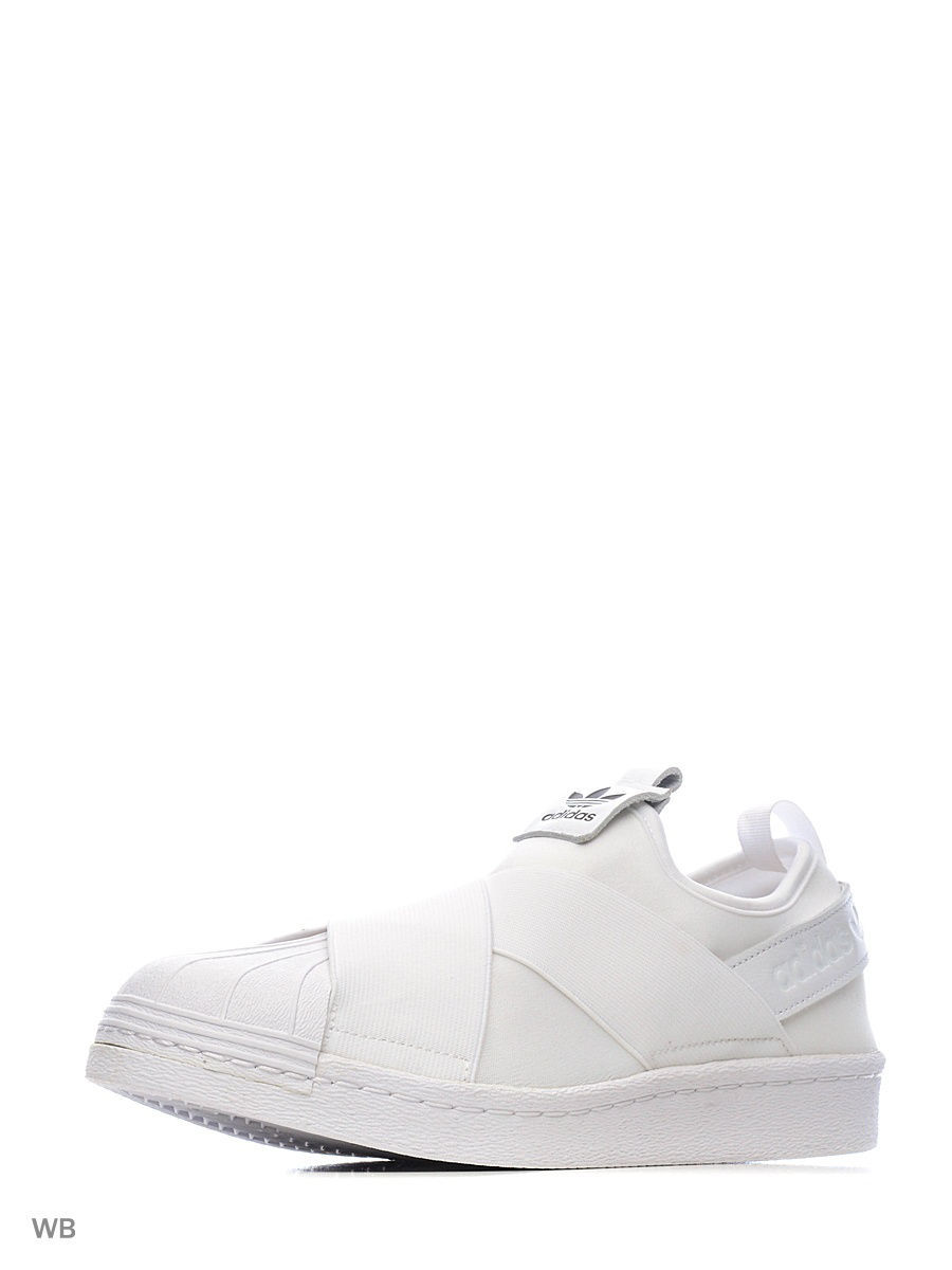 Кроссовки Adidas Кроссовки Superstar Slip On W adidas x pharrell little kids superstar supercolor