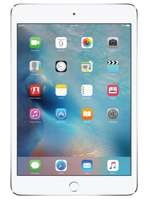 Планшеты Apple Планшет Apple iPad mini 4 Wi-Fi + Cellular 32GB - Silver apple apple ipad mini 4 16gb wi fi cellular
