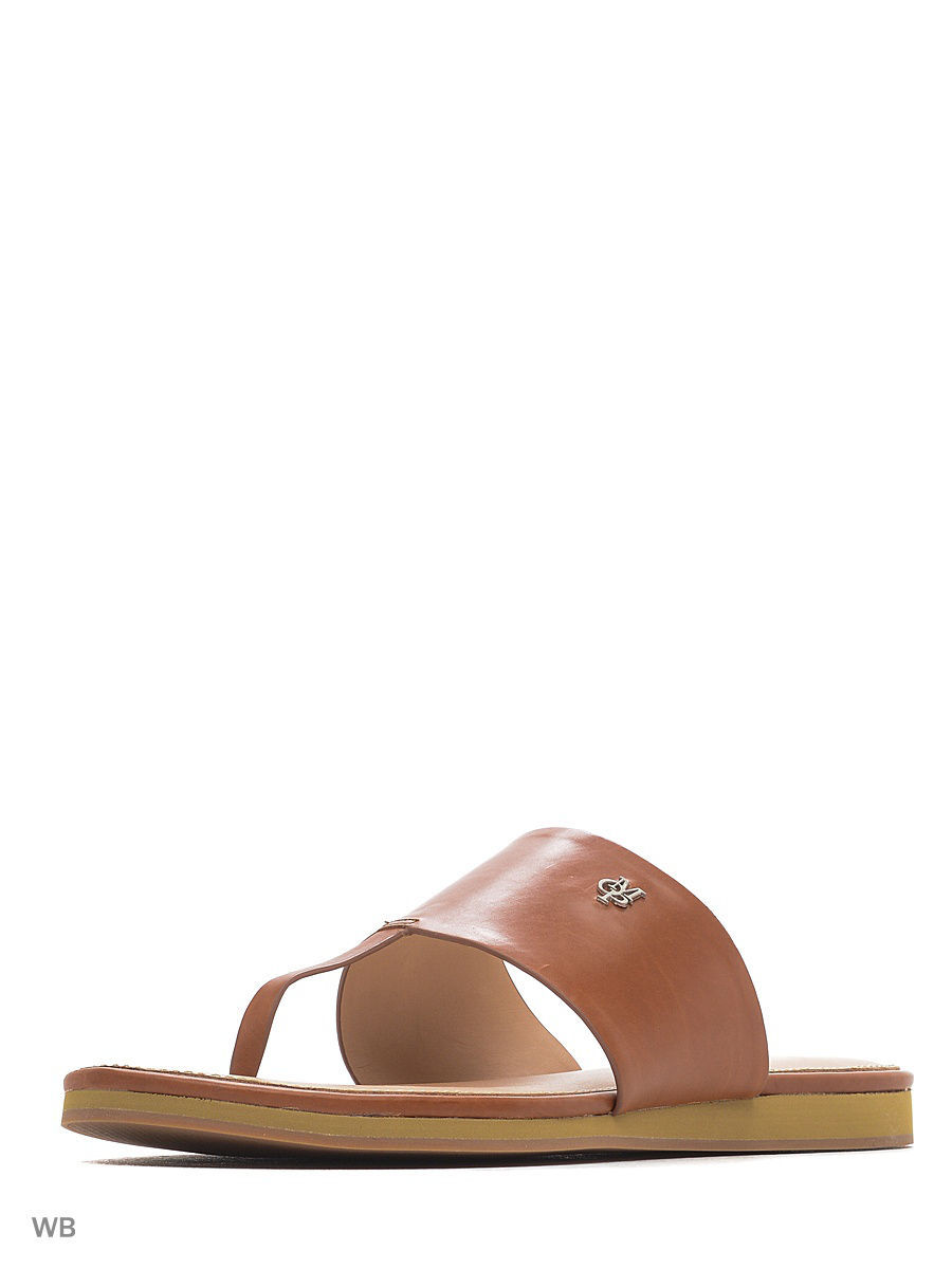 Шлепанцы Marc O`Polo 70313981802100/720cognac