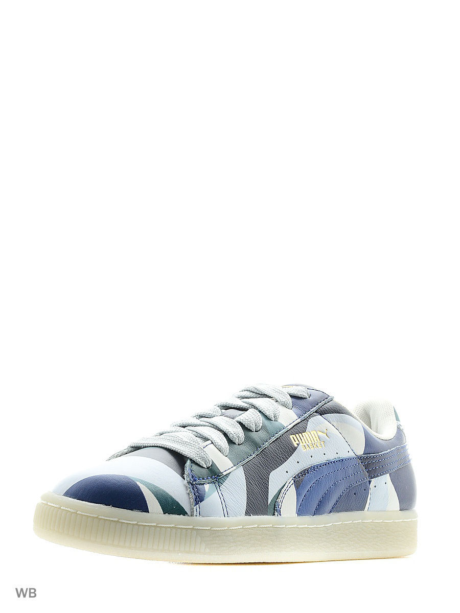 Кеды PUMA Кеды x CAREAUX BasketGraphic кеды puma puma pu053akqnp16
