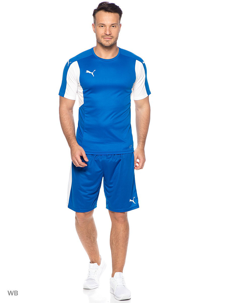 Футболка PUMA Футболка Dominate SS Shirt puma футболка женская puma
