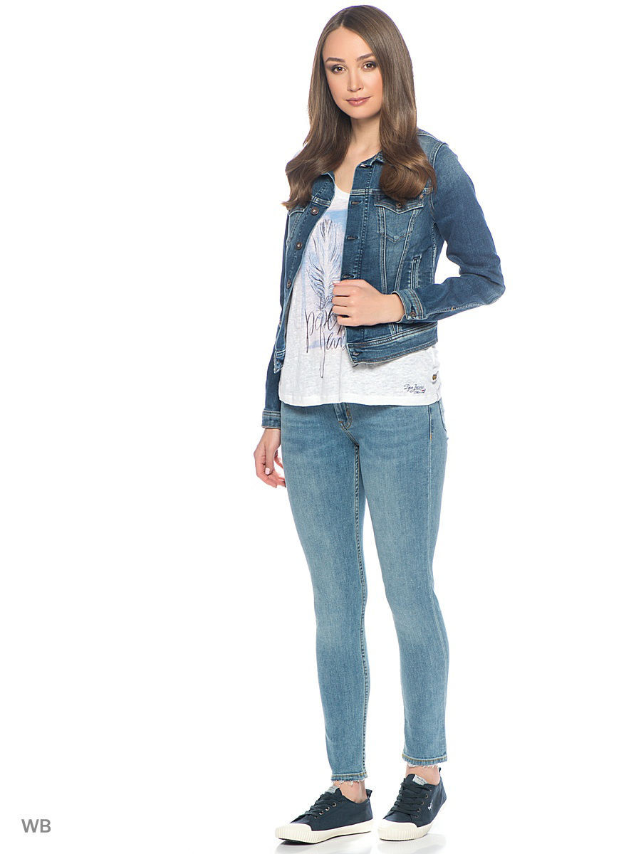 Куртка Pepe Jeans London PL400654S62/000DENIM
