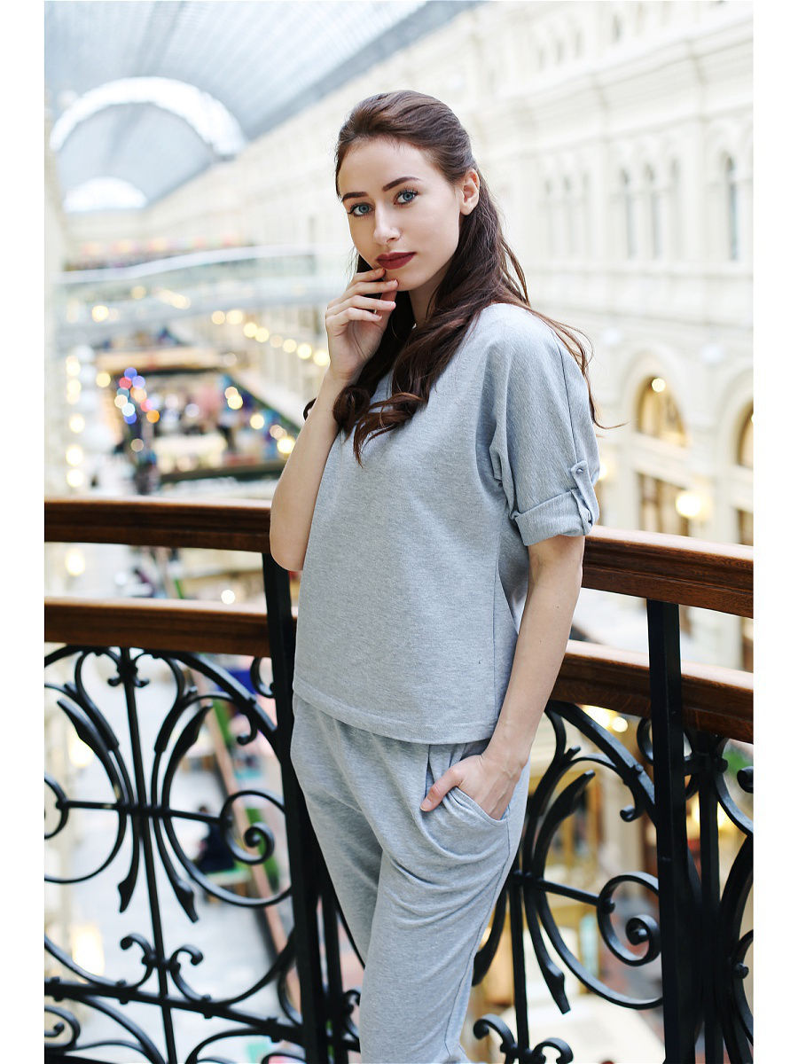 Костюм Fashion.Love.Story. 17SS9018GR/серый