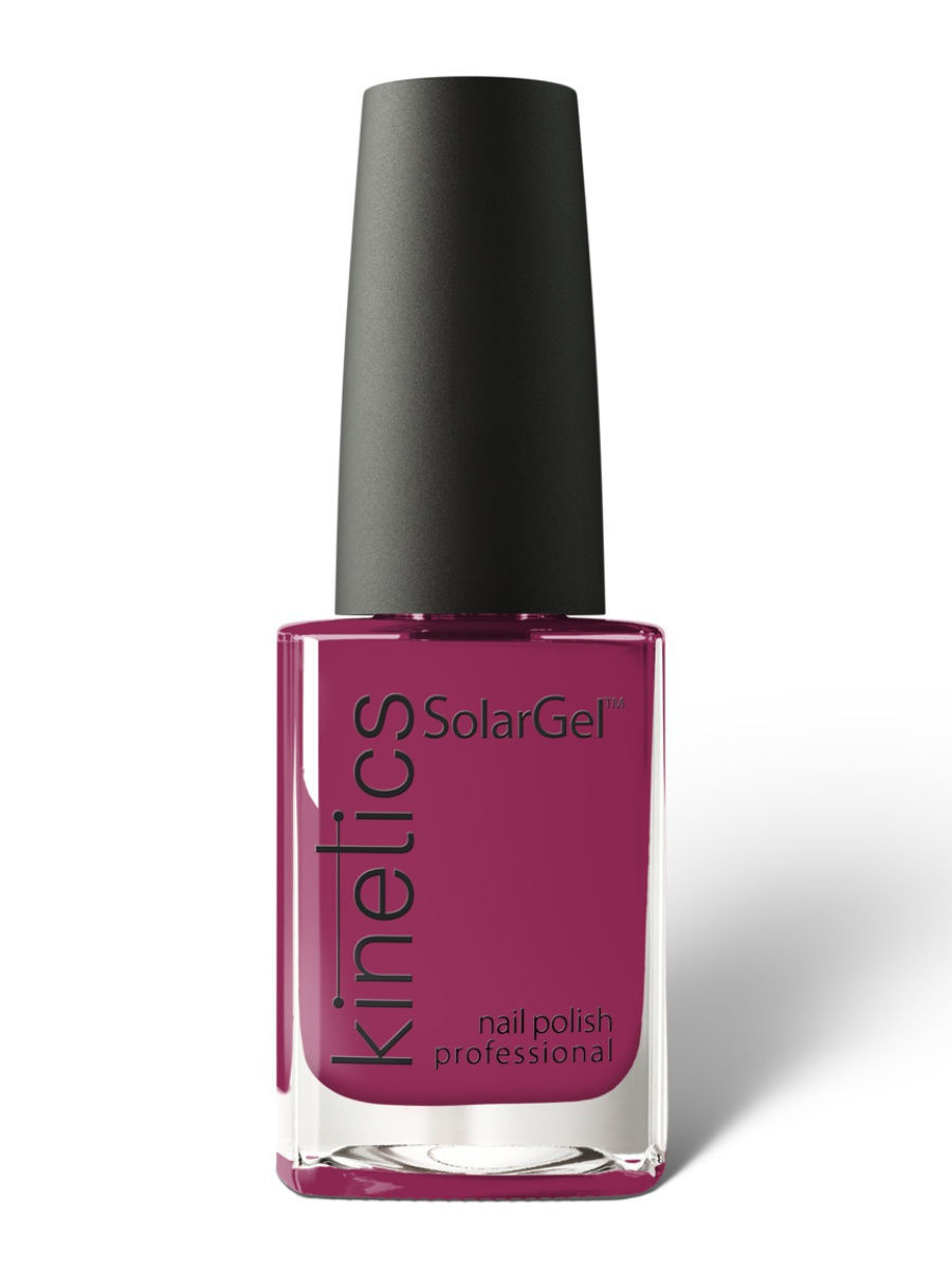 Лаки для ногтей Kinetics Профессиональный лак SolarGel Polish 15 мл, тон № 368 Its Not My Passport лаки для ногтей kinetics профессиональный лак solargel polish 15 мл тон 226 paris green