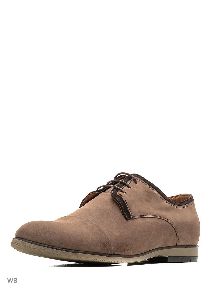 Мужские ботинки Mister Coben 2694-63-A05-C110/B58/latte/brown