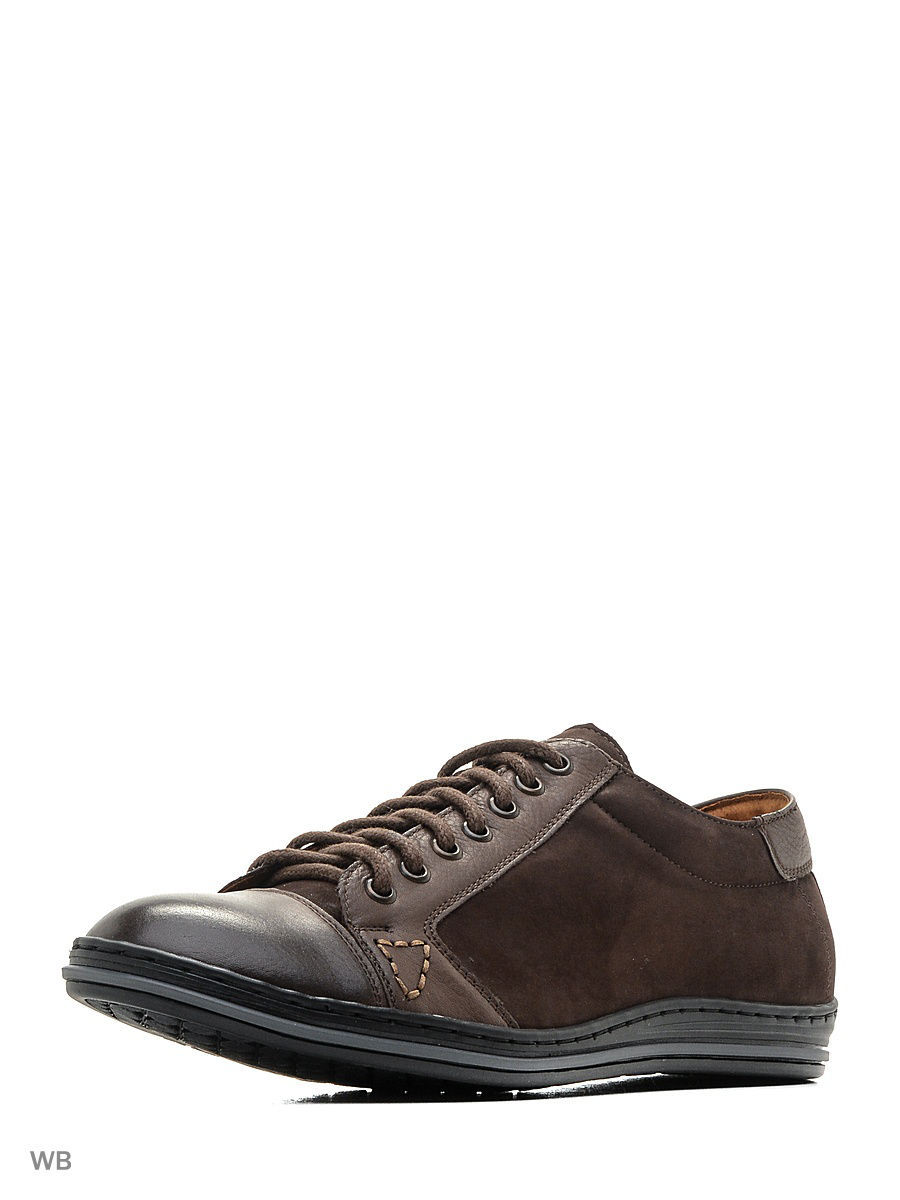Мужские кеды Mister Coben MC_2757-63-A06-B26B85/brown