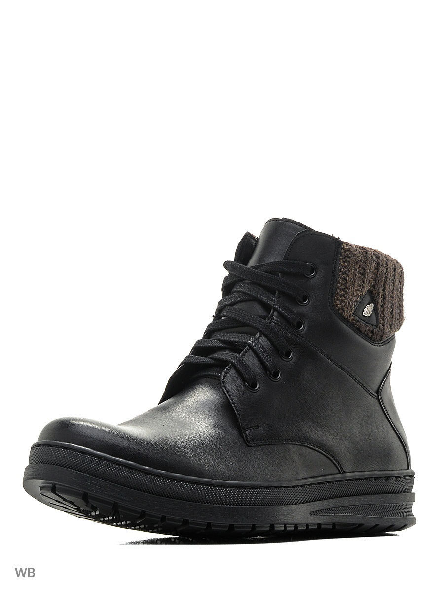Мужские ботинки Mister Coben MC_2776-55-B05-A43/black/brown
