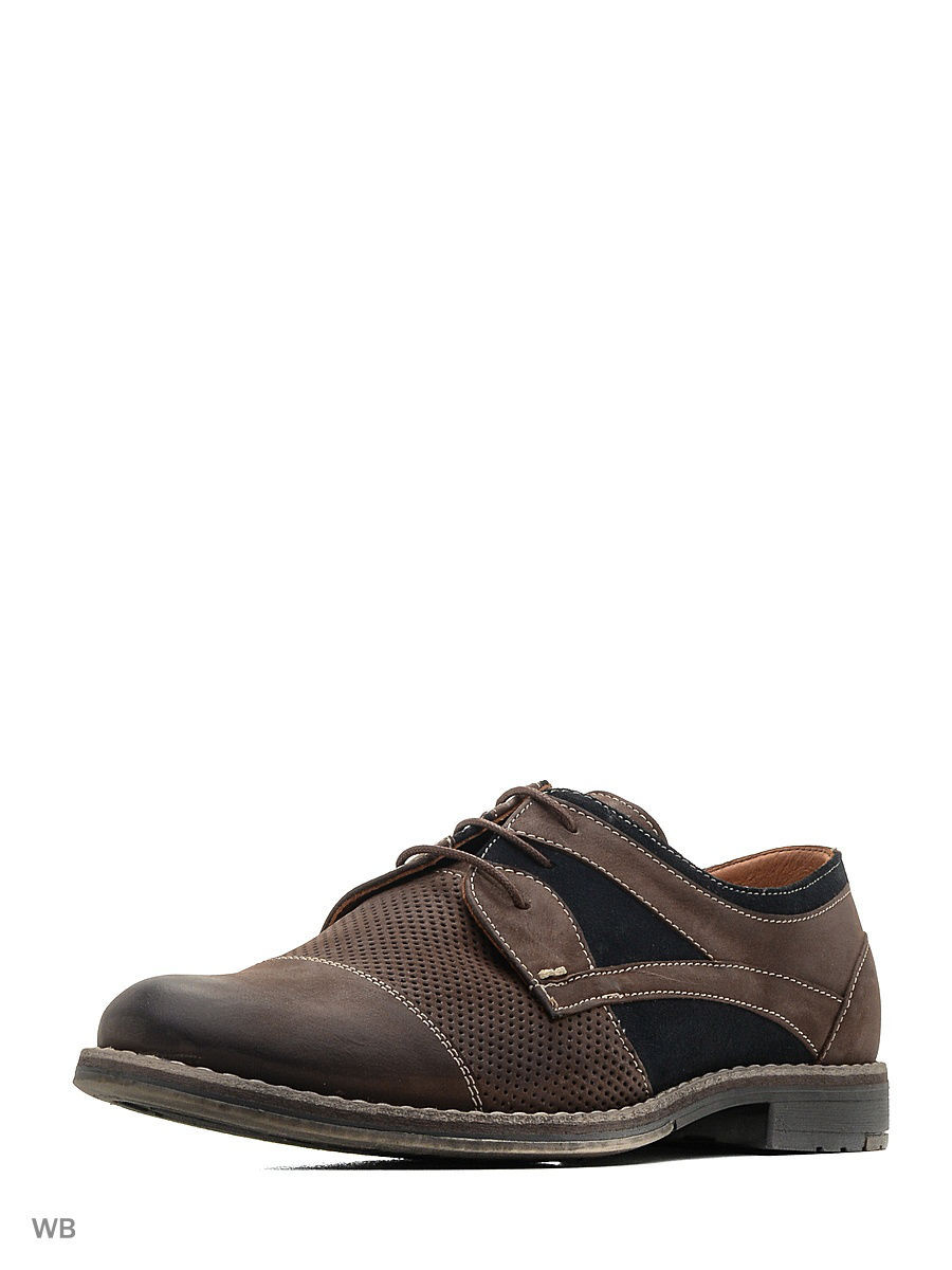 Мужские ботинки Mister Coben MC_2783-38-A05-B66D17/brown/black