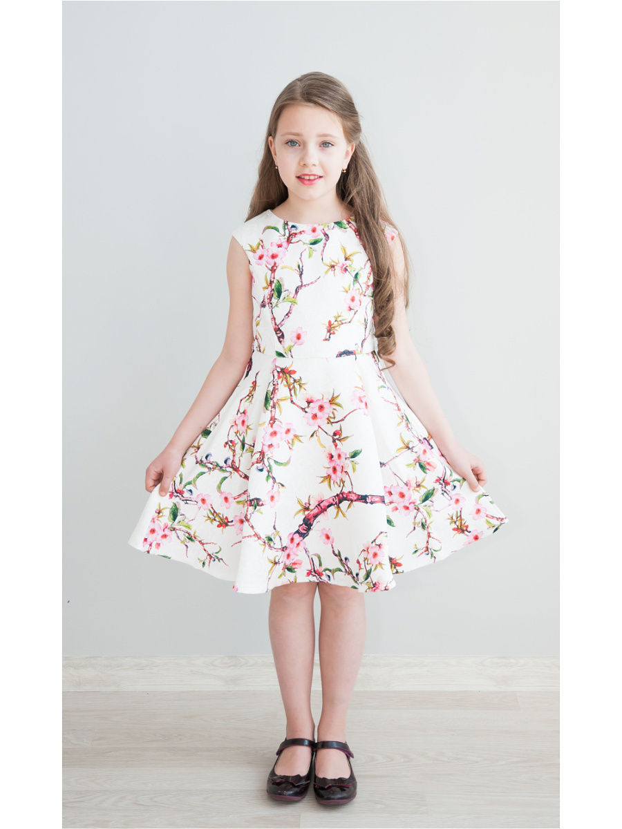 Платье Darling Kids 7139/РЗПЛ