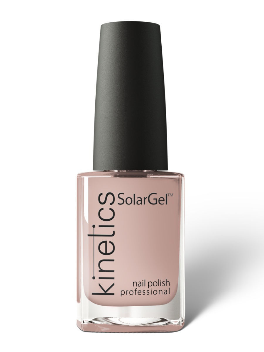 Лаки для ногтей Kinetics Профессиональный лак SolarGel Polish 15 мл, тон № 186 Love Me, Love Me Not forget me not 7