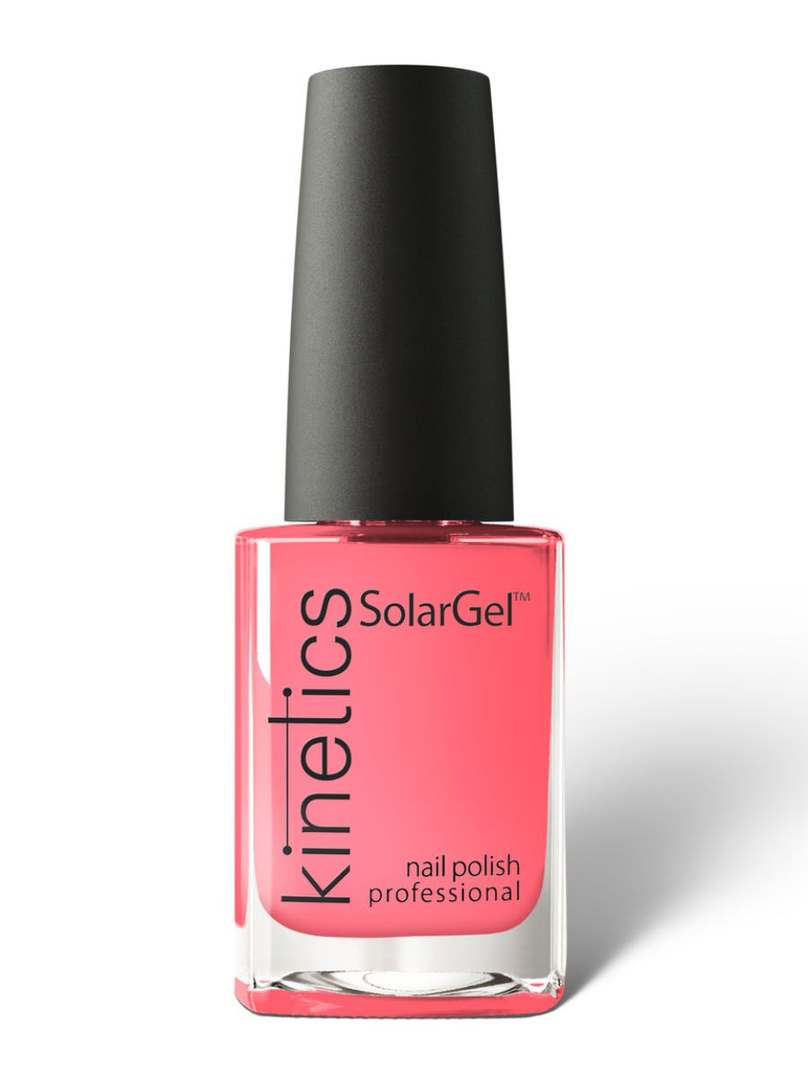 Лаки для ногтей Kinetics Профессиональный лак SolarGel Polish 15 мл, тон № 362 Too Hot to Believe лаки для ногтей kinetics профессиональный лак solargel polish 15 мл тон 226 paris green