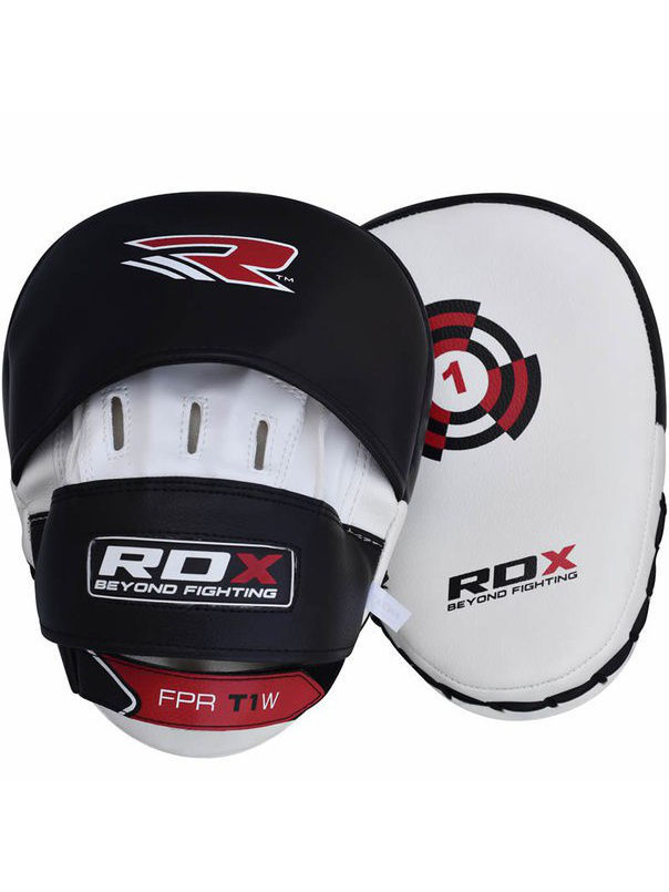 купить Лапы RDX Лапы RDX White/Black With Strap дешево