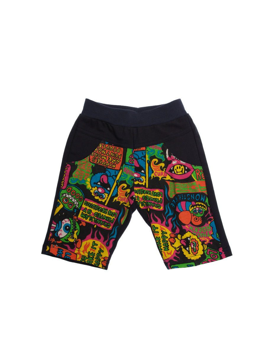 Шорты Cookies Sheep 3110/черный
