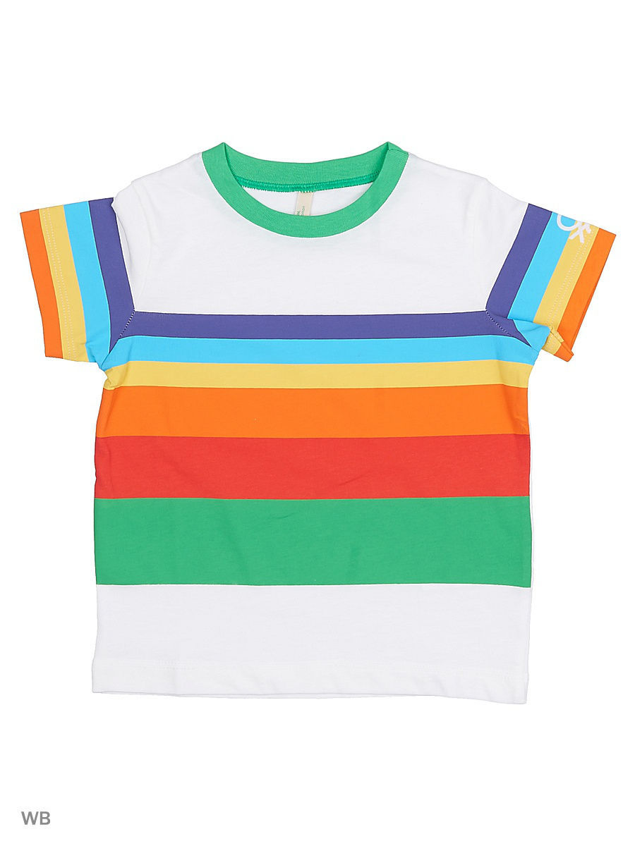Футболка United Colors of Benetton (Юнайтед Колорс оф Бенеттон) 3096C1357/901