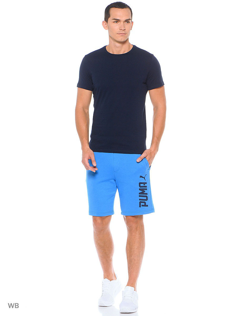 Шорты Puma Шорты STYLE SUMMER Sweat Shorts TR шорты power rebel sweat shorts 10 puma