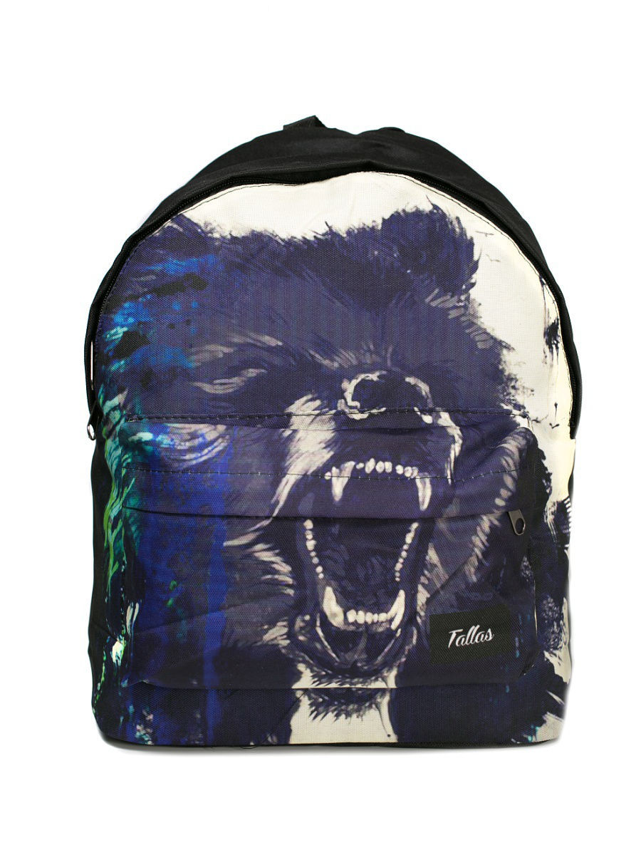 Рюкзак Mitya Veselkov BACKPACK-BEAR