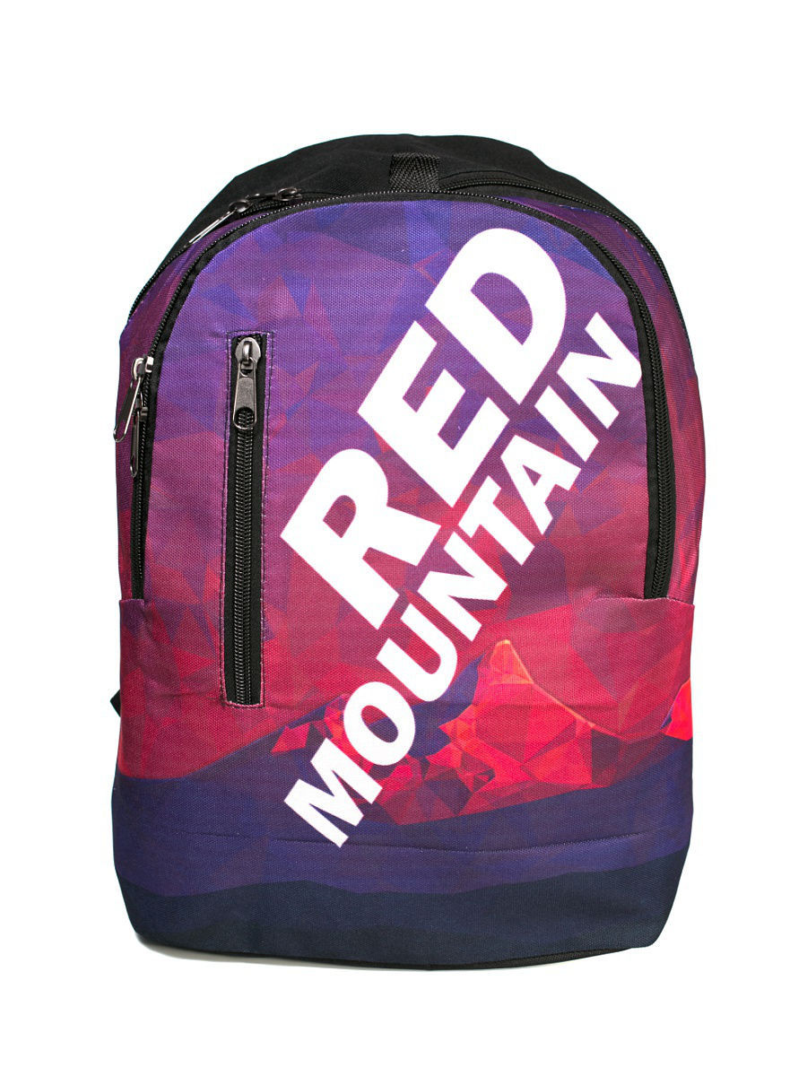 Рюкзак Mitya Veselkov BACKPACK-REDMOUNTAIN