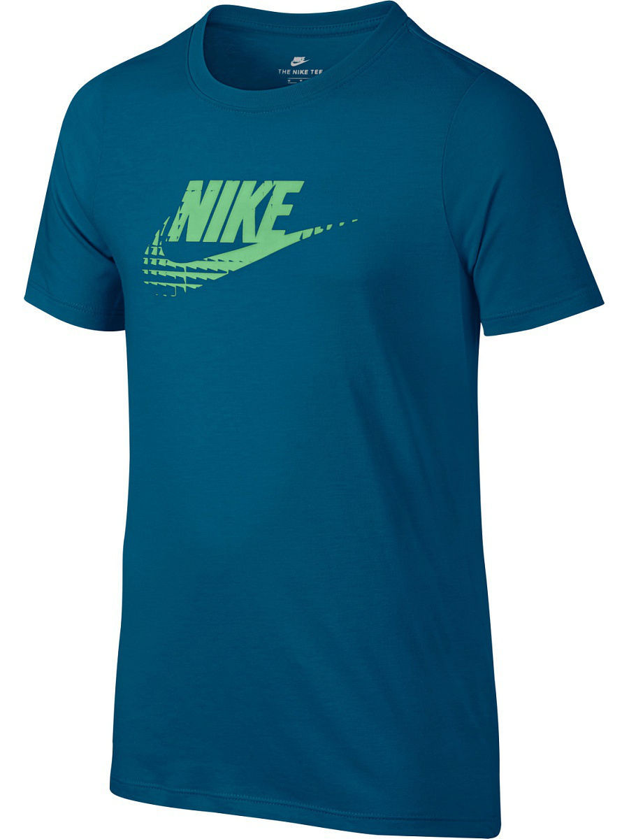 Футболка Nike Футболка B NSW TEE SS FUTURA футболка nike футболка b nsw tee ss air world