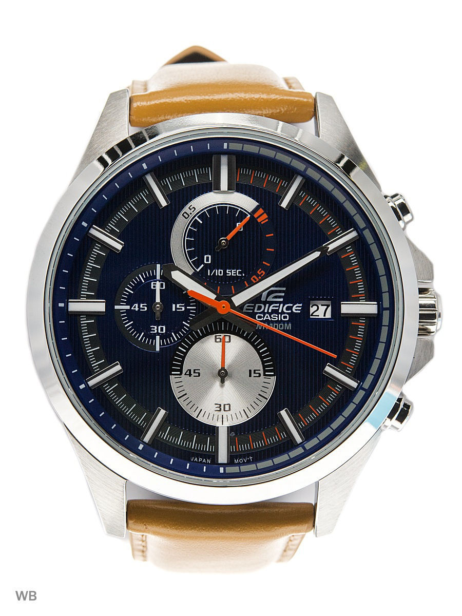 Часы наручные CASIO Часы Edifice EFV-520L-2A casio edifice efv 520l 7a