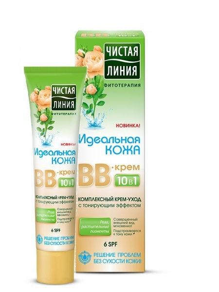 BB-кремы ЧИСТАЯ ЛИНИЯ BB-крем bb кремы revlon вв крем photoready bb cream light medium 010