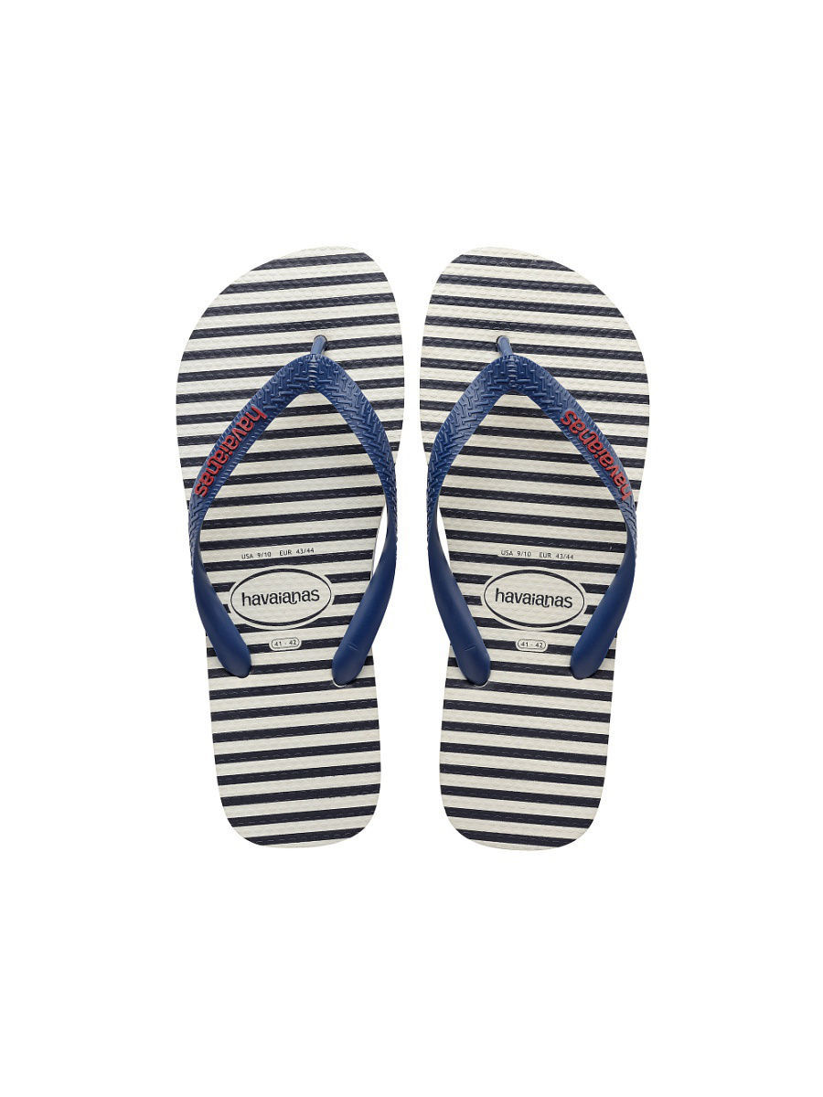 Шлепанцы Havaianas Шлепанцы HAVAIANAS  TOP NAUTICAL шлепанцы havaianas шлепанцы havaianas havaianas slim nautical