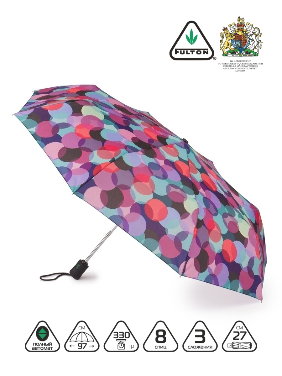 Зонты Fulton Зонт зонт fulton umbrellas g832 g832 2839 menzies