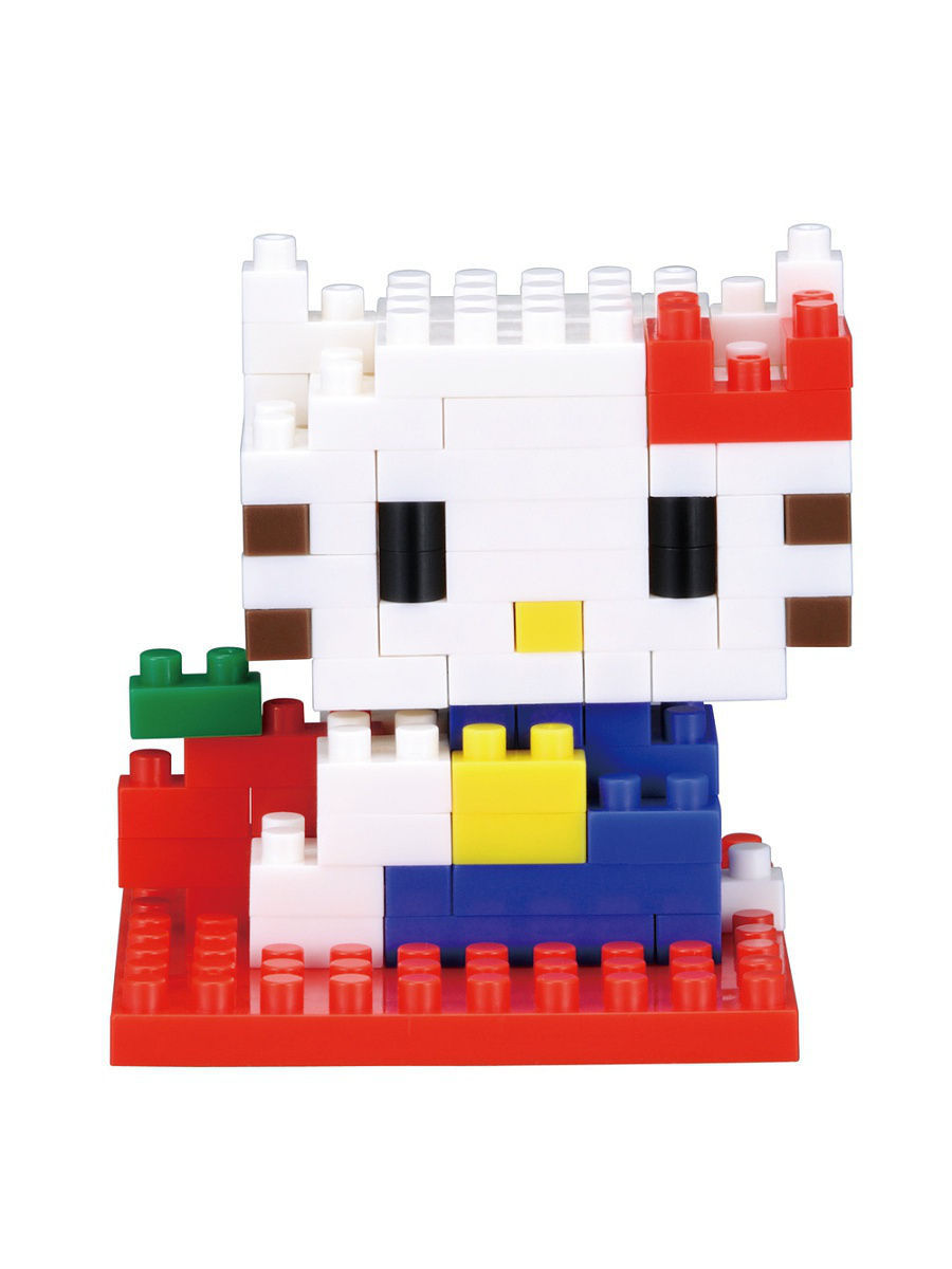 Конструкторы nanoBlock Hello Kitty.