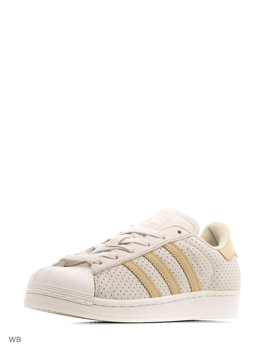 Кеды Adidas Кеды SUPERSTAR FASHION J CBROWN/LINKHA/CWHITE adidas superstar shell toe fashion sneaker