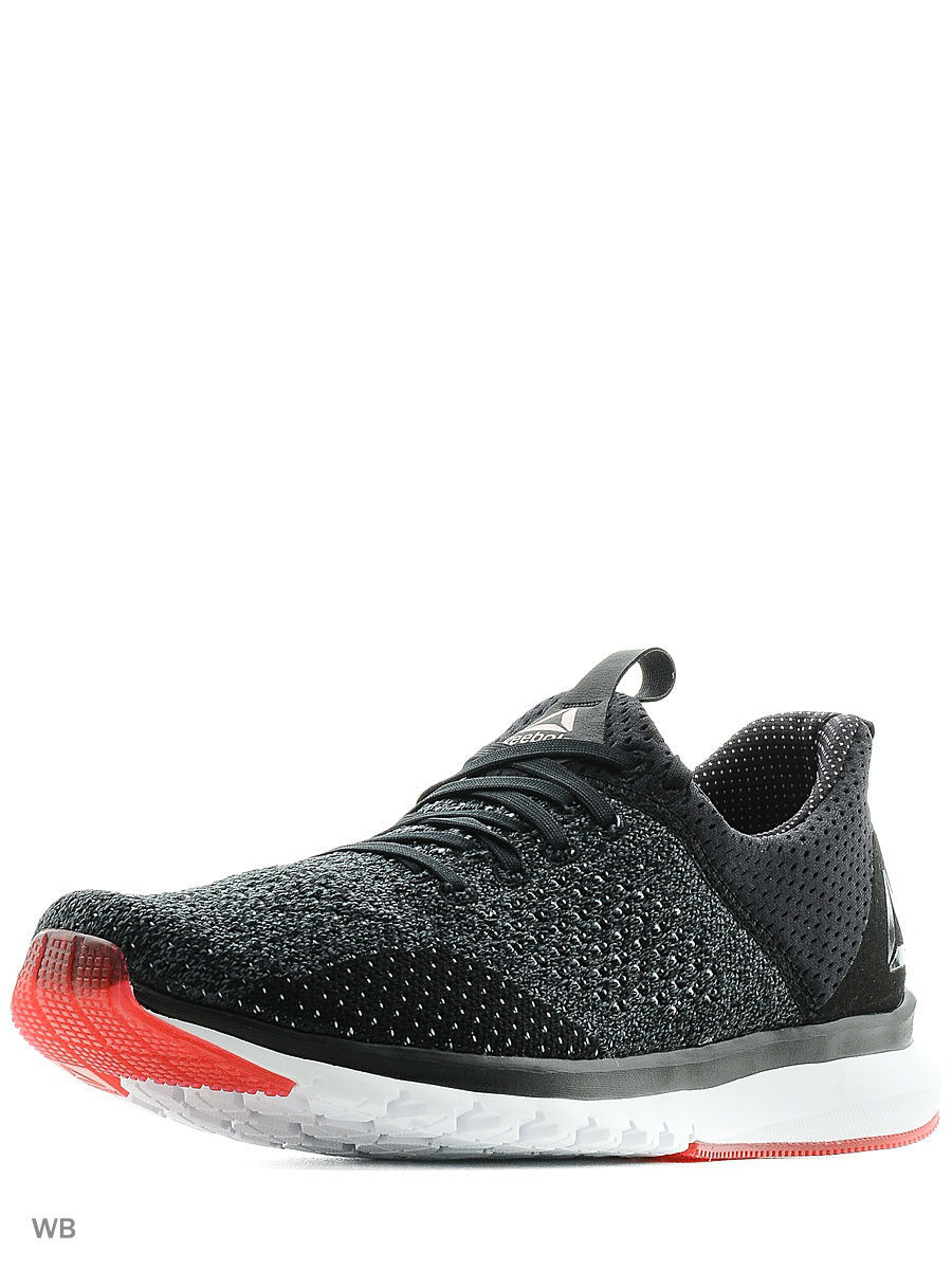 Кроссовки Reebok Кроссовки Reebok Print Premie Blk/Graphite/Grey/Re цена