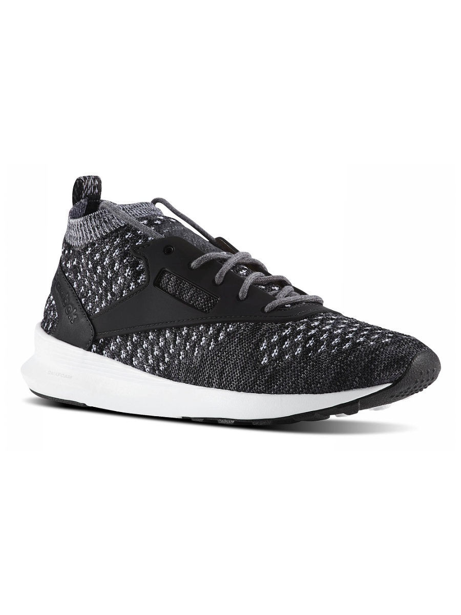 Кроссовки Reebok Кроссовки Zoku Runner Ultk Ht Coal/Black/Medium Gr reebok кроссовки жен reebok runner coal blk poison pink
