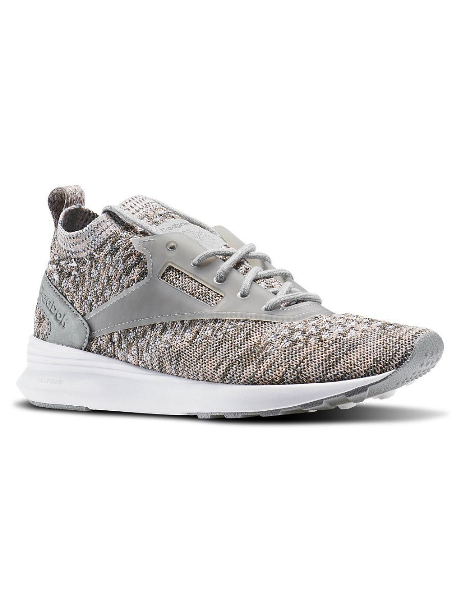Кроссовки Reebok Кроссовки Zoku Runner Ultk Ht Flat/Medium/Grey/Pin sfat can 200l ht medium