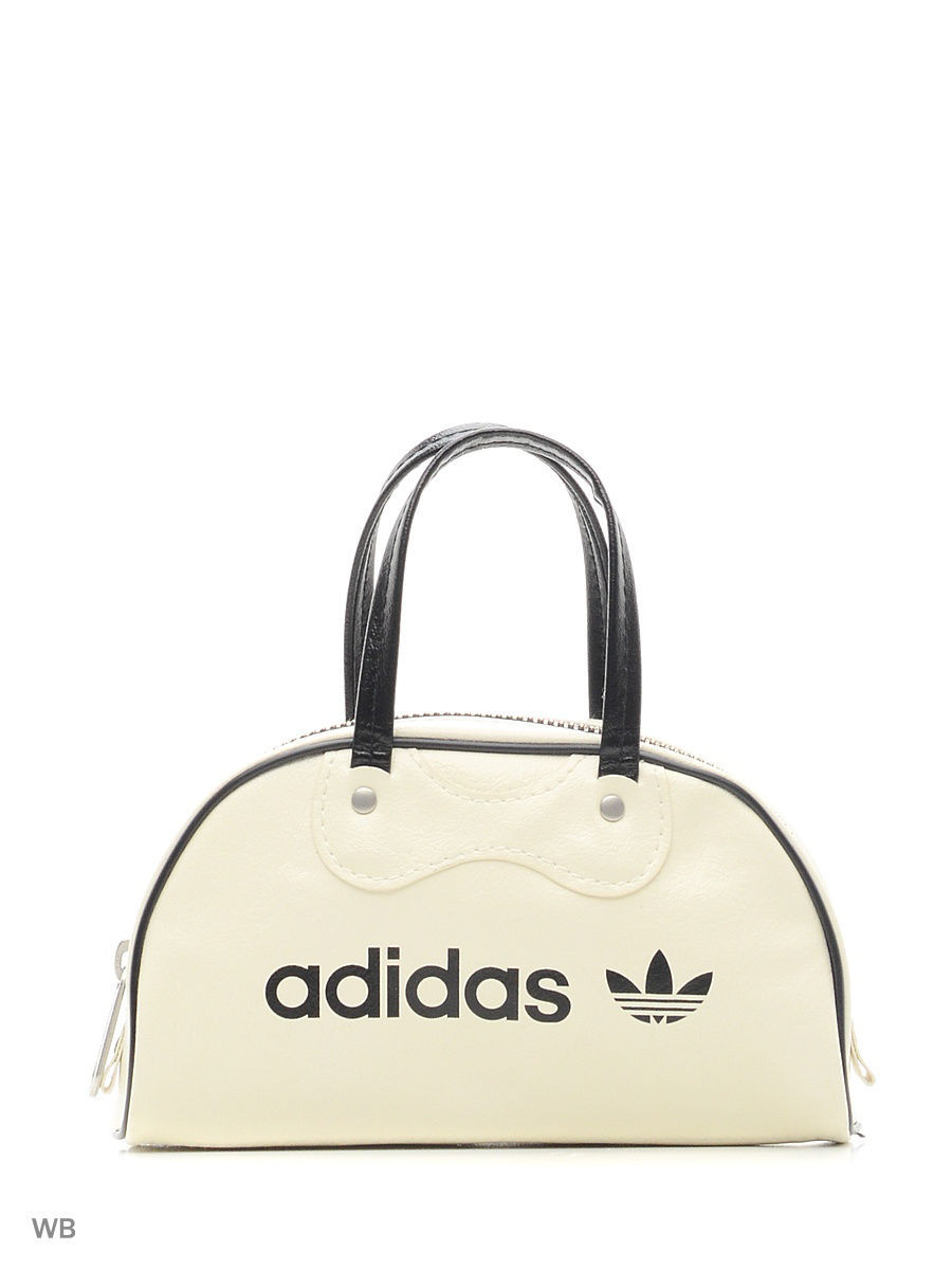 Сумка ATHLETES BAG S CWHITE/BLACK