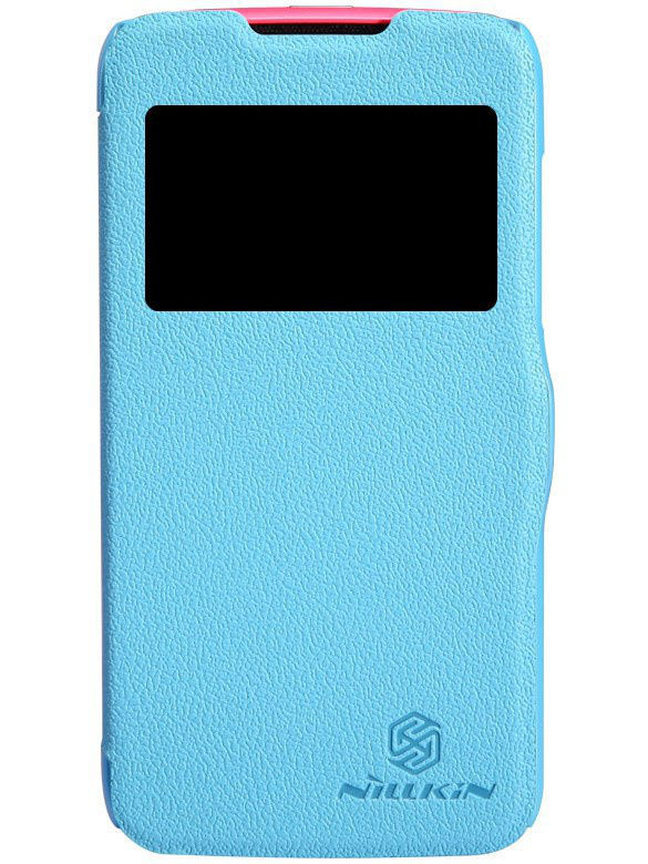 Чехол Nillkin Fresh Series Leather Case для Lenovo A516
