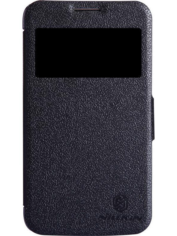 Чехлы для телефонов Nillkin Чехол Nillkin Fresh Series Leather Case для Samsung I8580 nillkin fresh series leather case чехол для htc one max black