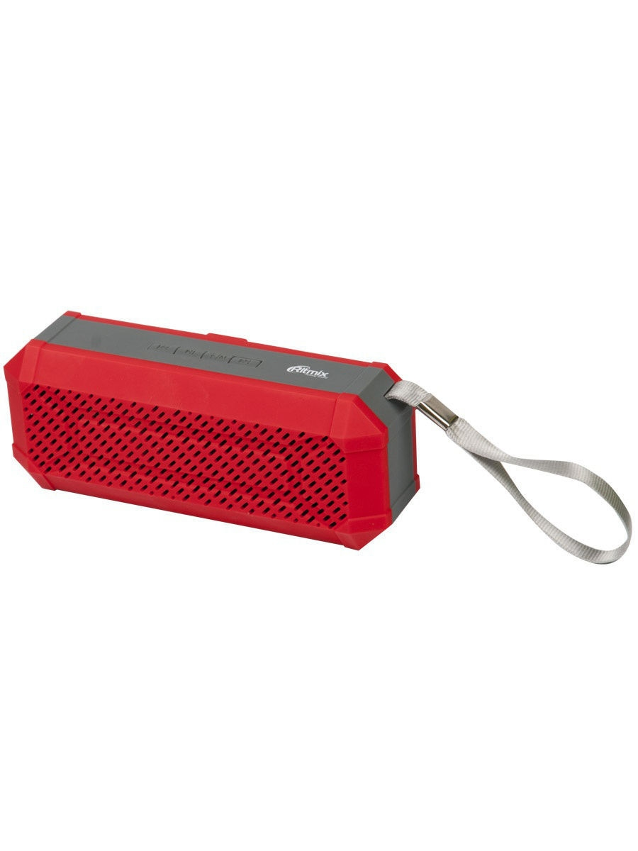 Колонки Ritmix Колонки RITMIX SP-260B red genius sp 906bt red портативная колонка