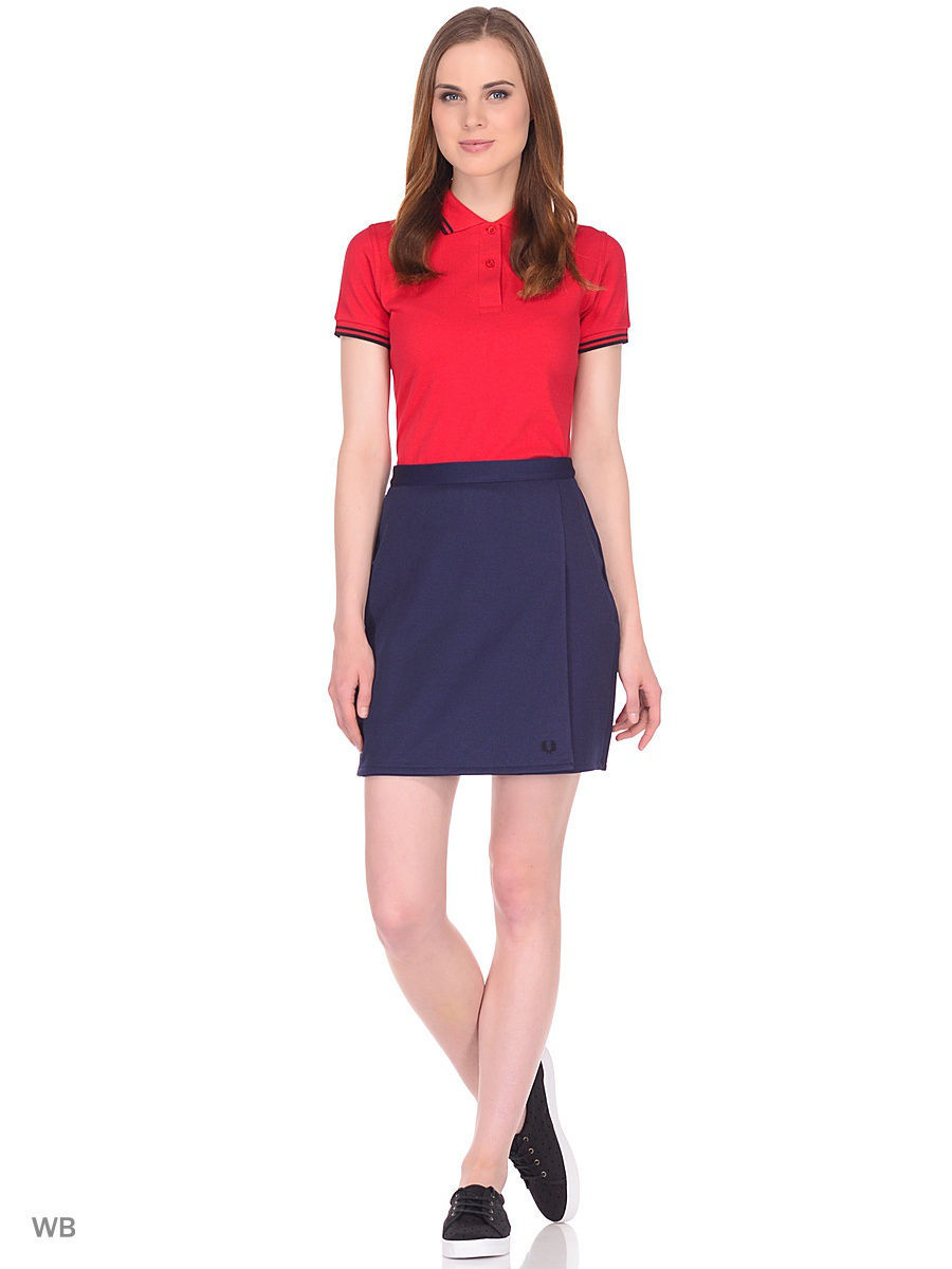 Женские поло Fred Perry G12/952