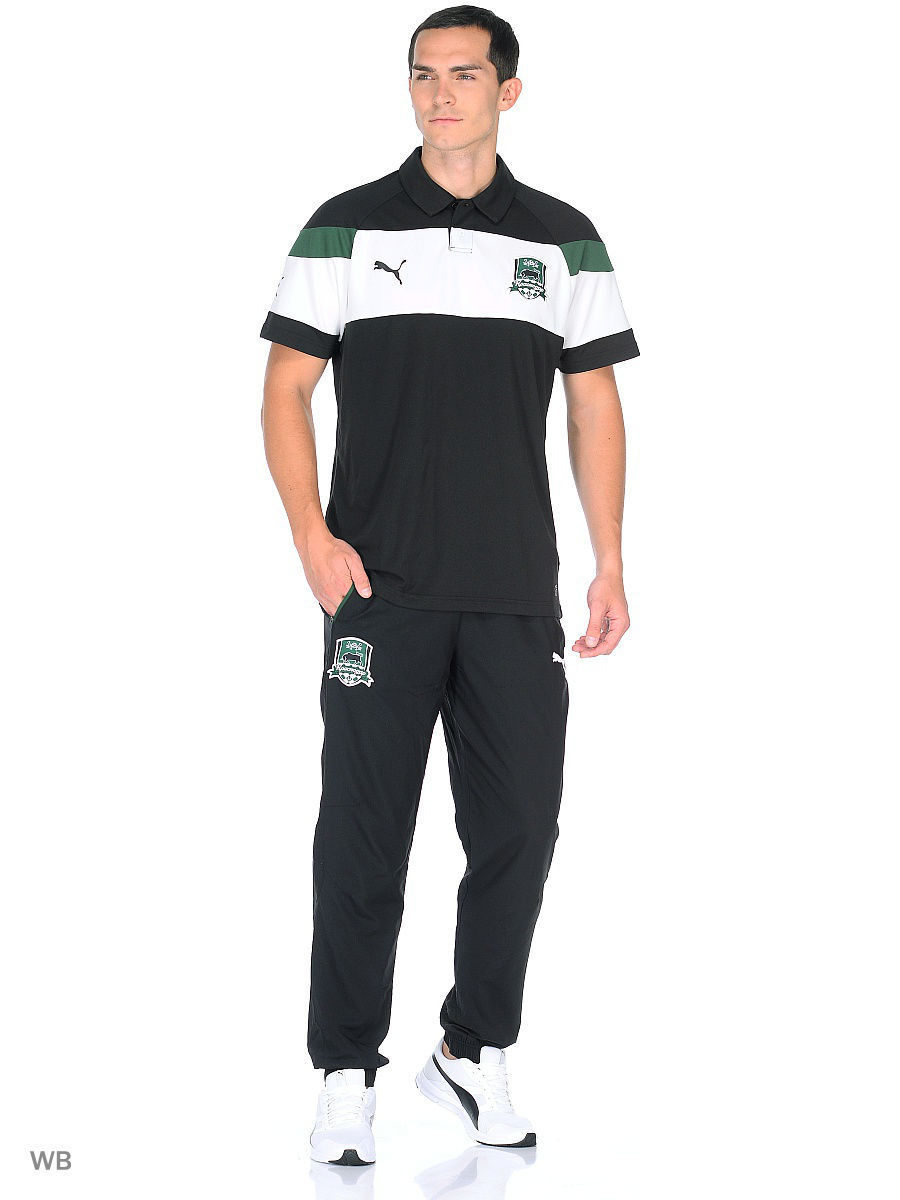 Футболка-Поло FK Krasnodar Leisure Polo