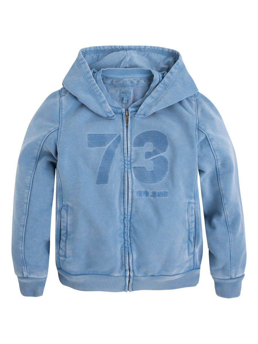 Толстовка Pepe Jeans London PB580699/563STEELBLUE