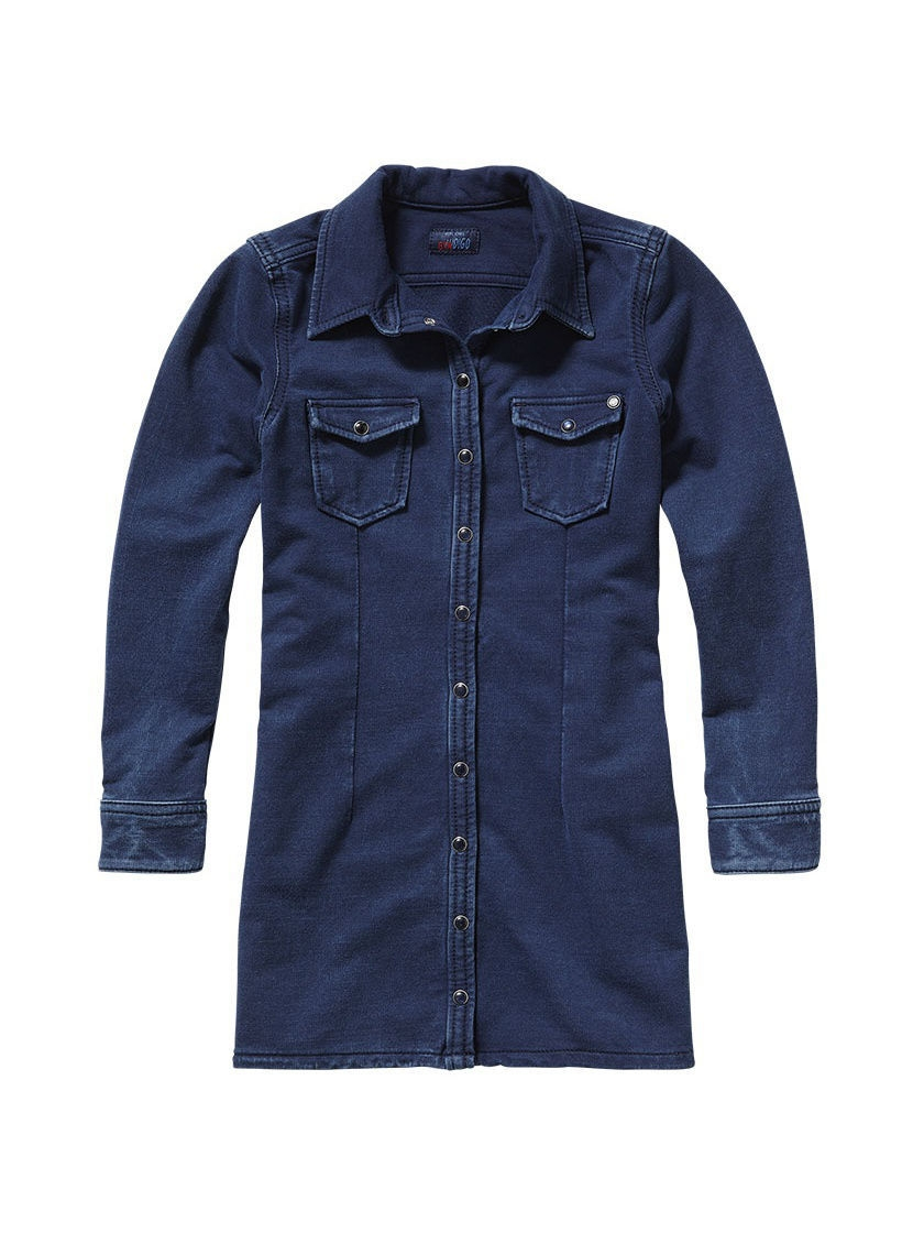 Платье Pepe Jeans London PG950823/000DENIM