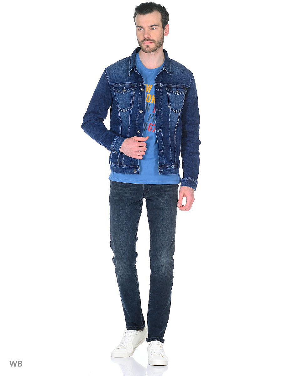 Куртка Pepe Jeans London PM400010CB5/000DENIM