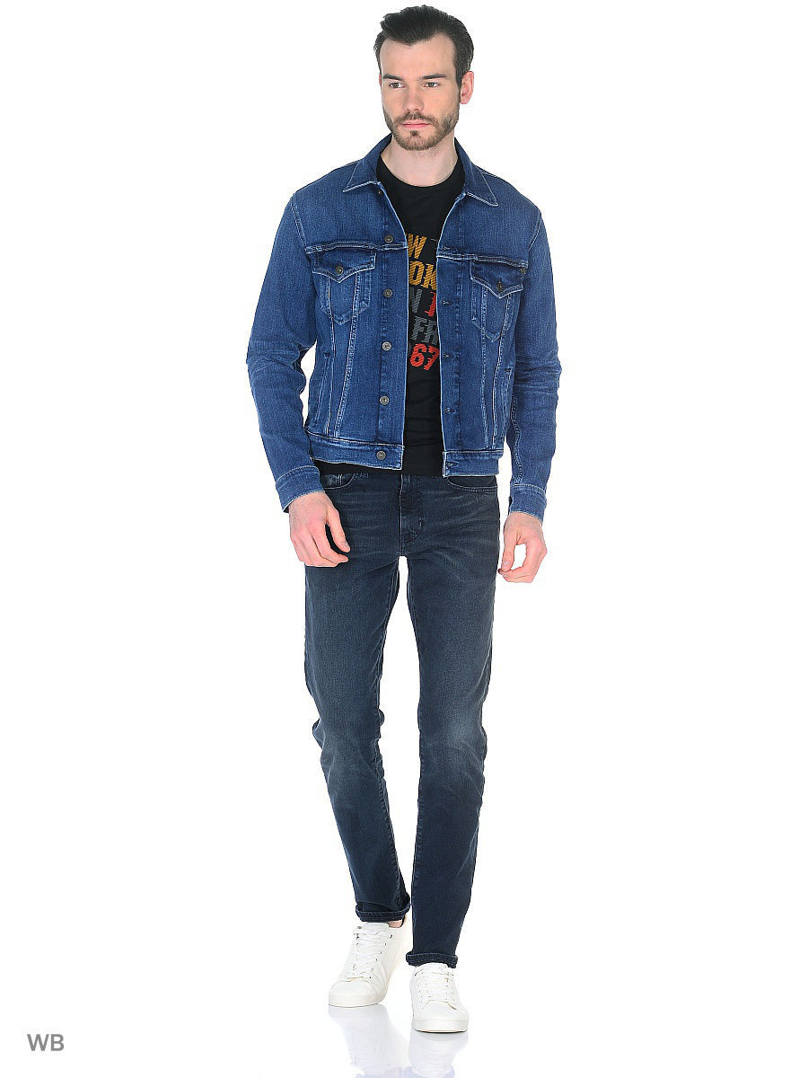 Куртка Pepe Jeans London PM400908GB0/000DENIM