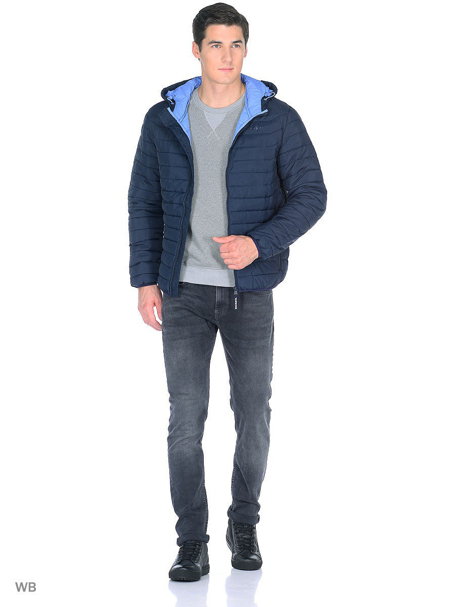 Куртка Pepe Jeans London PM401418/586CHATHAMBLUE