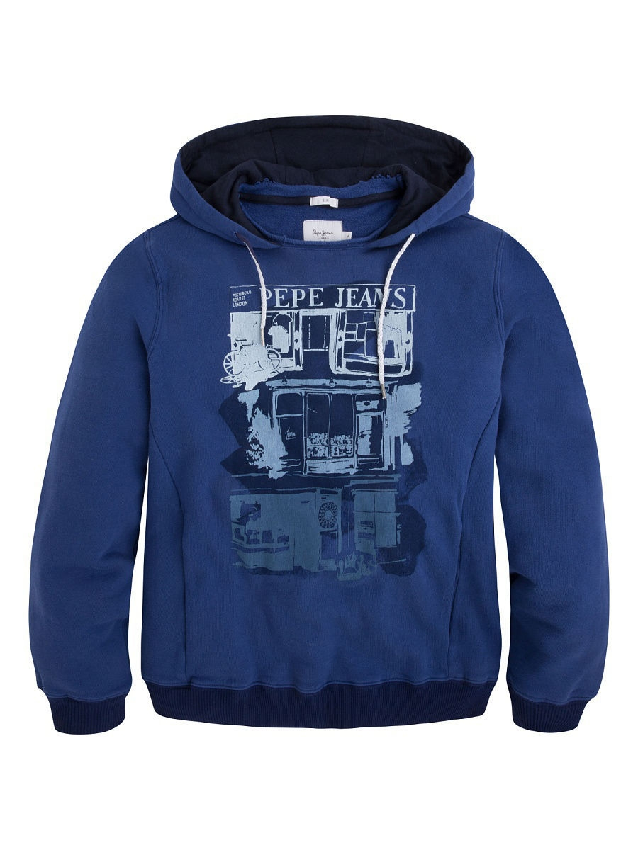Толстовка Pepe Jeans London PM581084/539LAGOON
