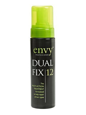 Пенки Envy Professional Восстанавливающий структуру волос мусс Envy Dual Fix12