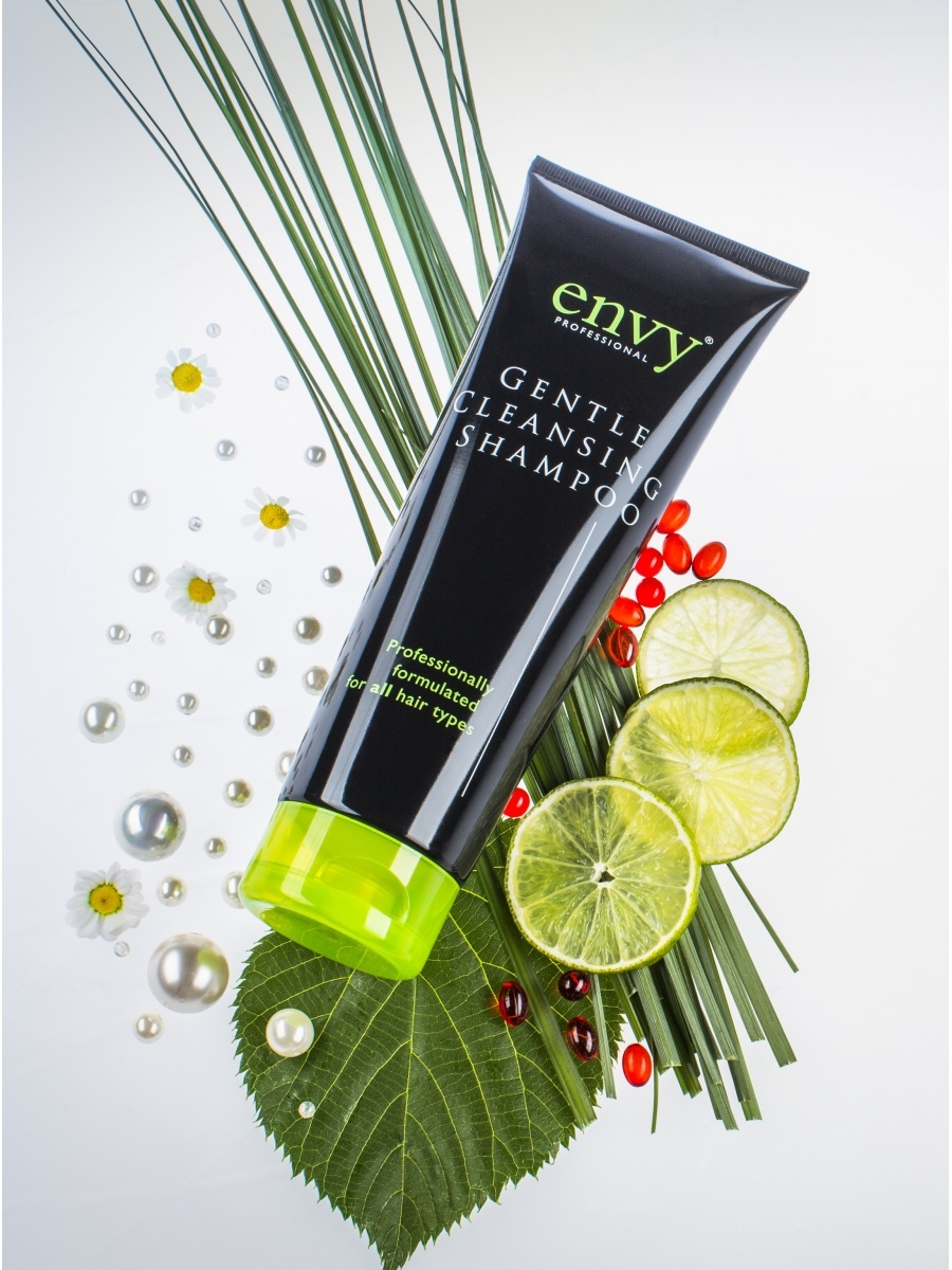 Шампуни Envy Professional Очищающий шампунь Gentle Cleansing Shampoo