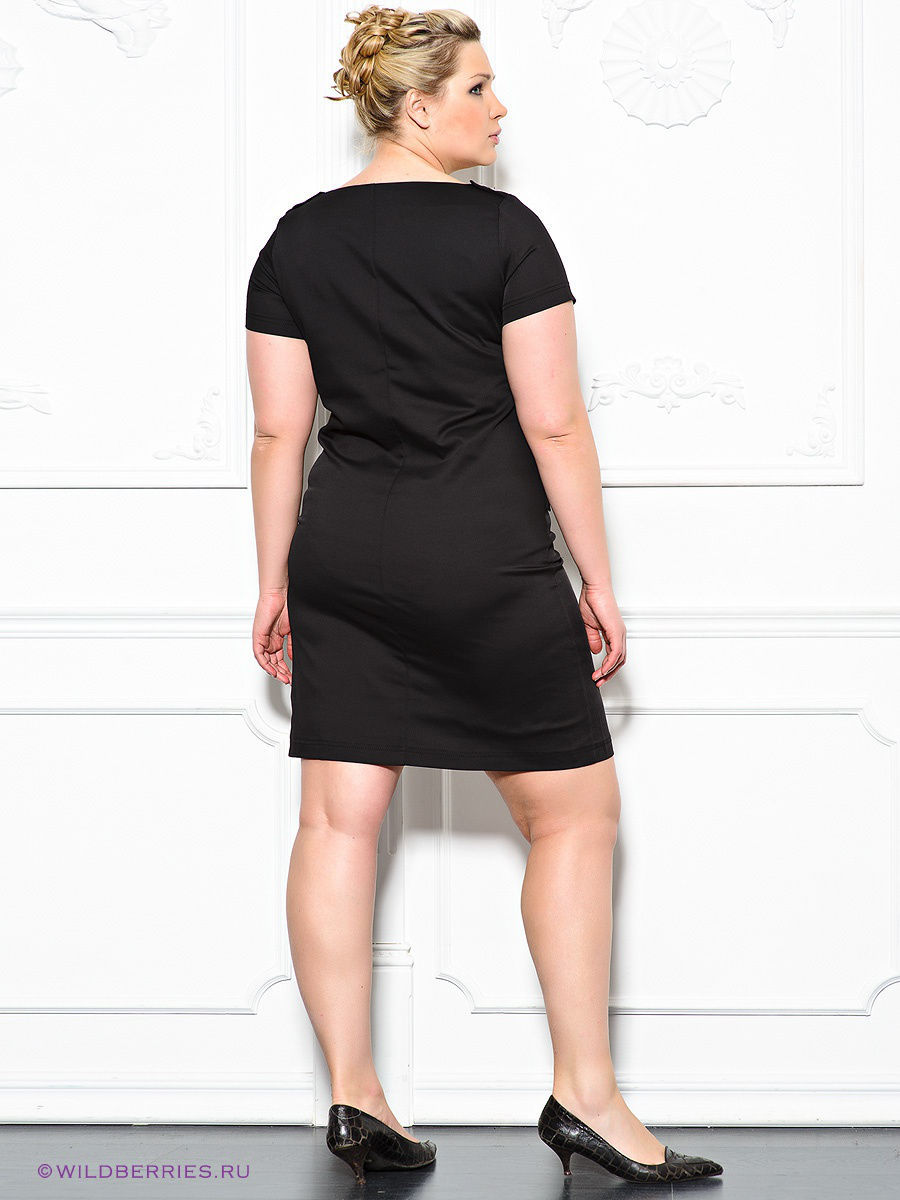 Платья Gemko plus size от Wildberries RU