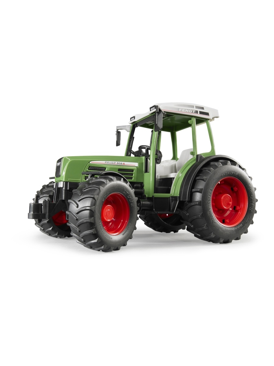Машинки Bruder Трактор Fendt 209 S игрушка bruder fendt favorit 926 vario трактор с погрузчиком 02 062