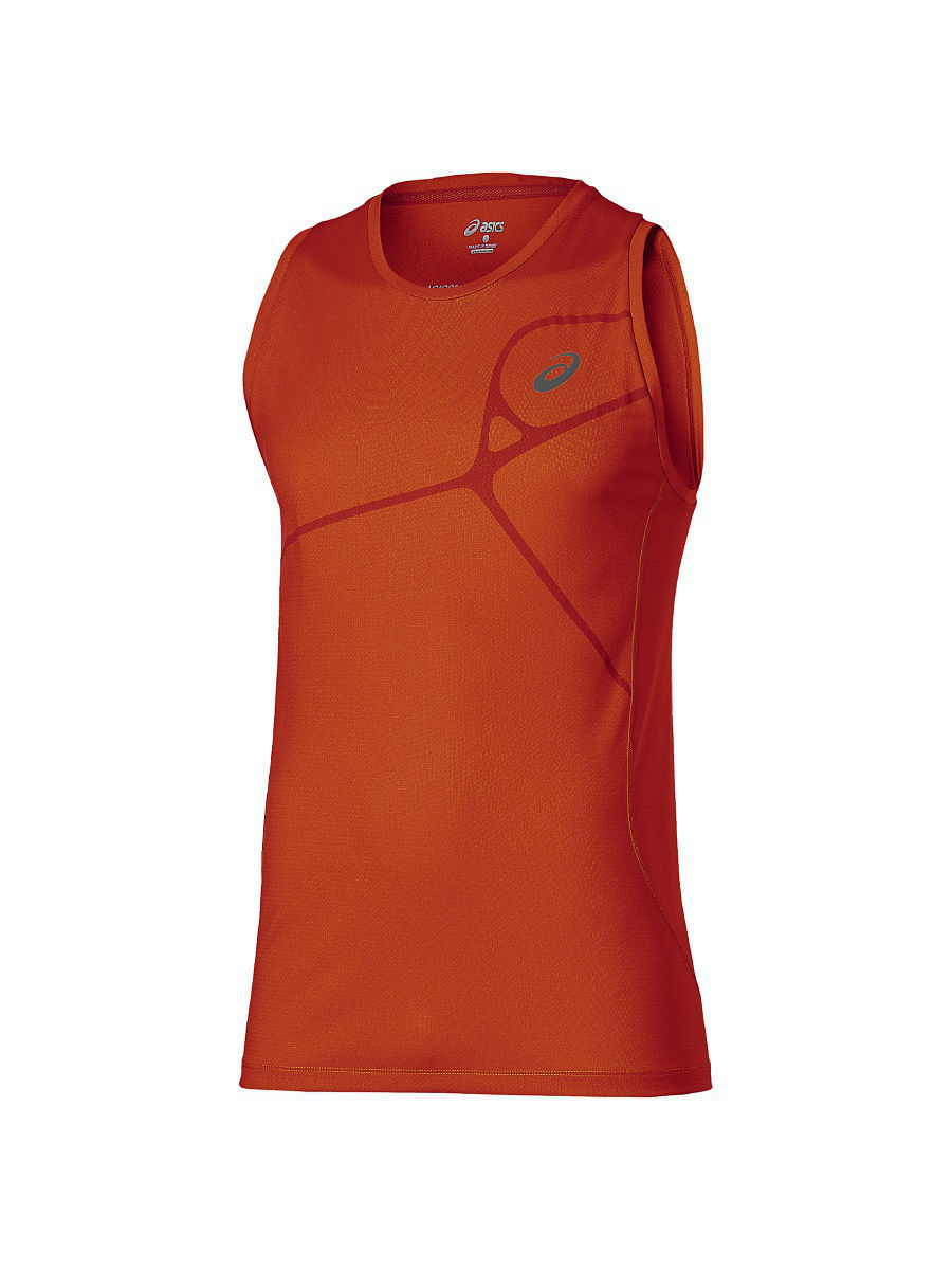 Майки спортивные ASICS Майка ELITE SINGLET asics asics solid modified singlet